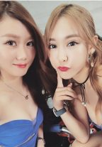 Super Sexy Duo Escorts Shizuka Vanessa Wonderful GFE Experience Hong Kong