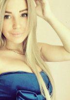Celin Stunning Blonde Escort Anal Sex Strapon Striptease Dubai