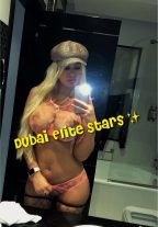 Cristy Big Boobs Busty Czech Escort CIM Striptease Dubai
