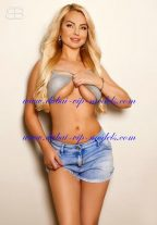 Natasha XXX Estonian Escort Girl Massage Dubai