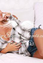 Iri Blonde Polish Escort CIM Rimming GFE Dubai