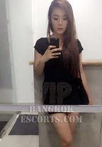Pleasure From Charming Escort Babe Yochi XXX Kisses Bangkok