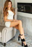 High Class Sensual Escort Model Daima Tecom Incall Outcall UAE