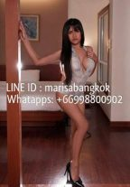 Big Boobs Escort Marisa Great Time Together Bangkok