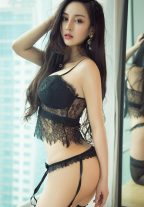 Easy Going Personality Escort Ruriko Passionate Kissing Hong Kong