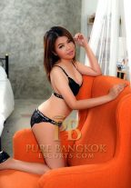 Perfectly Shaped Body Escort Olives Charismatic Companion Bangkok
