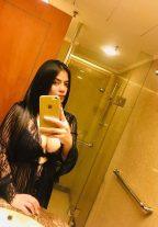 Perfect Beauty Busty Escort Rhea Sizzling Erotic Performance Kuala Lumpur