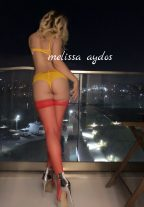 Sensual Turkish Escort Melissa Share Your Fantasies With Me Istanbul