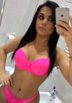 New In Town Shemale Escort Melanie Let Me Take Care Of You Muscat