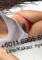 Incall Outcall Service Escort Nyx Red Contact Me Now Baby Kuala Lumpur