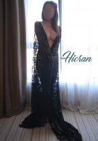 Independent Turkish Escort Hicran Hope To See You Soon Istanbul