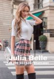 Independent High Class Escort Julia Belle Available Now SG