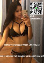 No Rush Service Escort Wendy Taipei