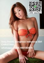 Charismatic Companion Escort Christina Taipei