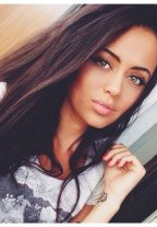 Super Sensual Babe Escort Alina Moscow