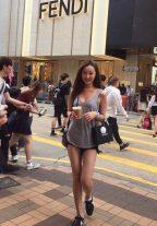 Very Passionate Playful Escort Lady Luna Kim GFE Erotic Massage Hong Kong