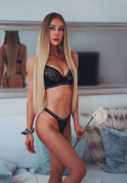 You Will Enjoy Every Minute Escort Alina Moscow