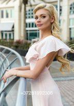 New Blonde Escort Varya Dubai