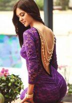 Simply Perfect Serbian Escort Eniola Soft Feminine Features Abu Dhabi