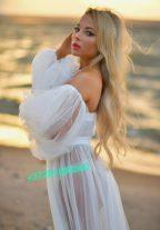 Sweet Blonde Escort Alina Dubai